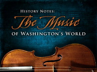 Music in Washington's World logo