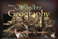 Wonders of Geography logo